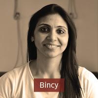 Bincy