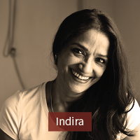 Indira V