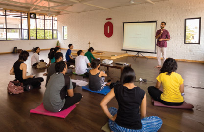best yoga institute in Bangalore