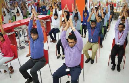 yoga classes in indiranagar