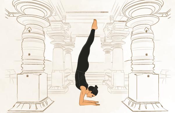Yoga Teacher Training - Level2-a1000yoga Academy