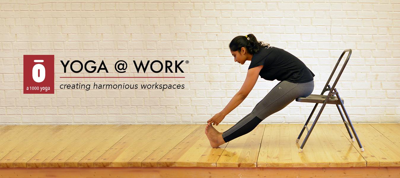 Corporate Yoga Training - a1000yoga Academy